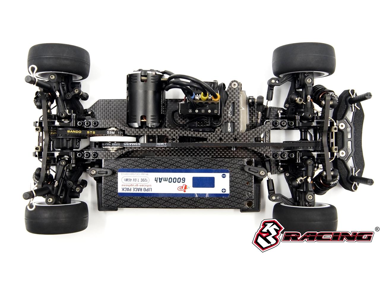 3Racing Sakura M4 Pro