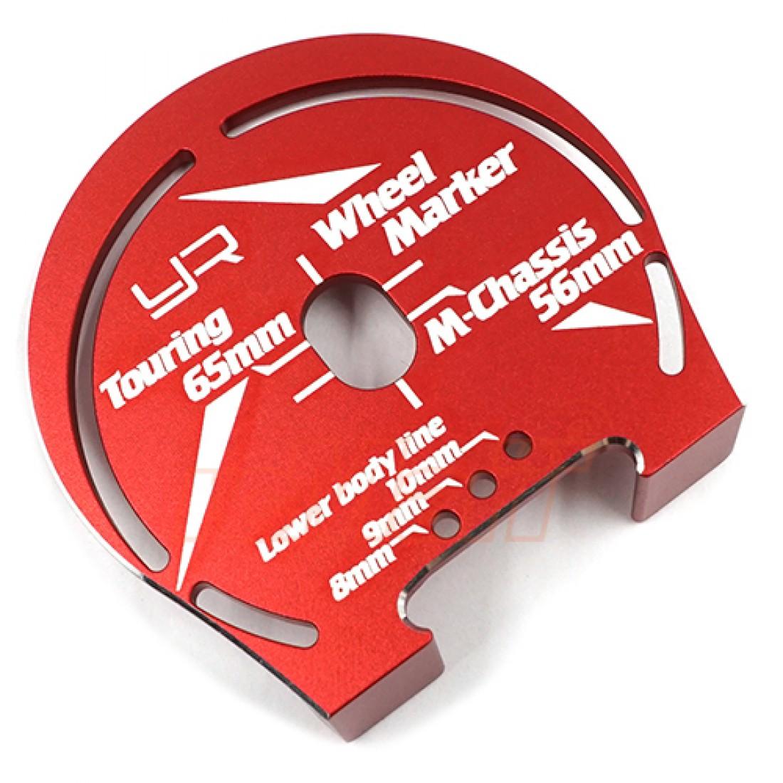 Yeah Racing Wheel Marker